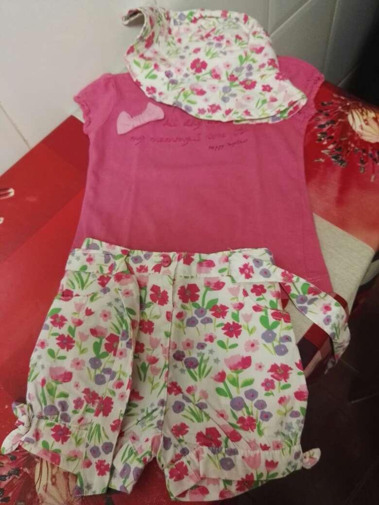 Imagen producto Lote de bebe tallas de 6 a 9 meses 4