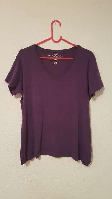 Imagen producto Camisetas mujer H&M talla XL 4