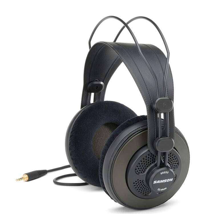 Imagen Auriculares de estudio samson sr 850 nuevos.