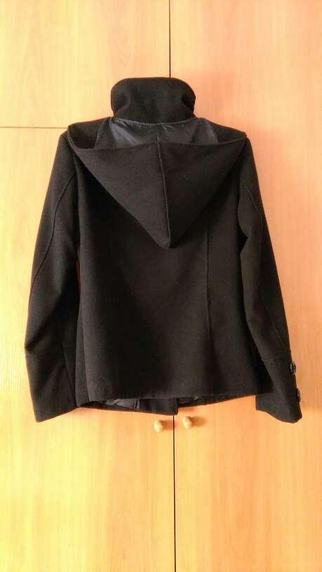 Imagen abrigo de paño mujer