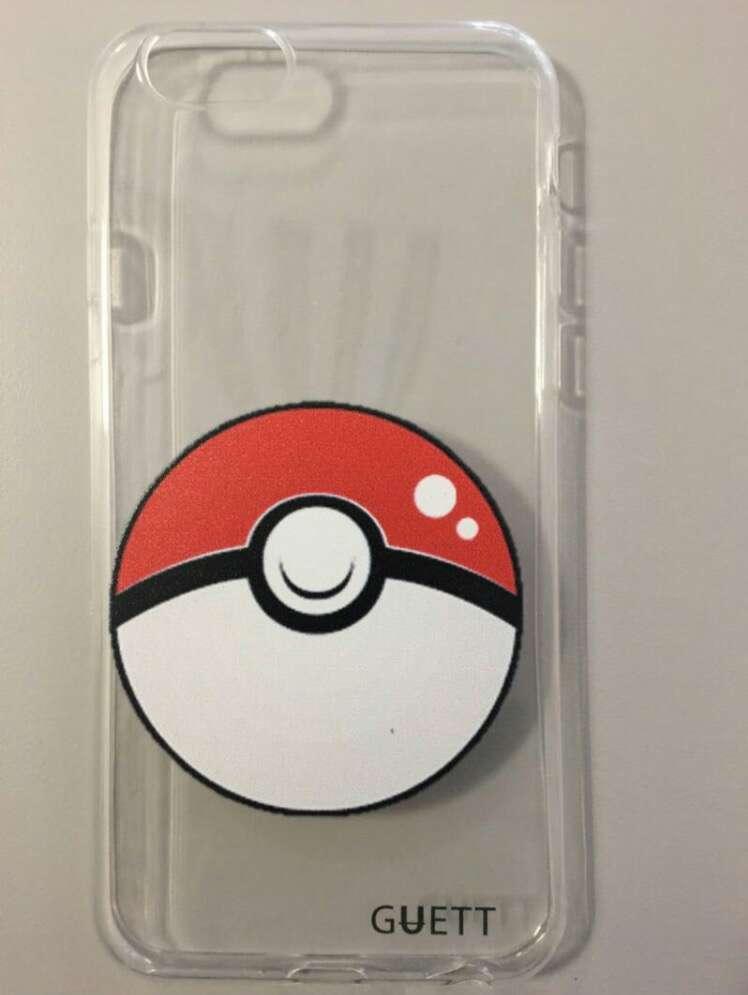 Imagen Funda serigrafiada para fans de Pokemon