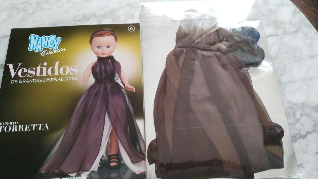 Imagen producto Vestido de Nancy diseñado por Roberto Torreta  1