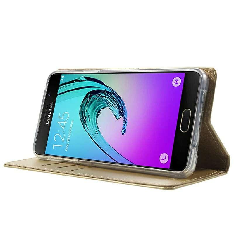 Imagen producto Samsung Galaxy A5 Dorado 4