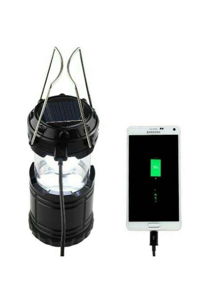 Imagen producto 2 lampara led con bateria recargable nuevas. 3
