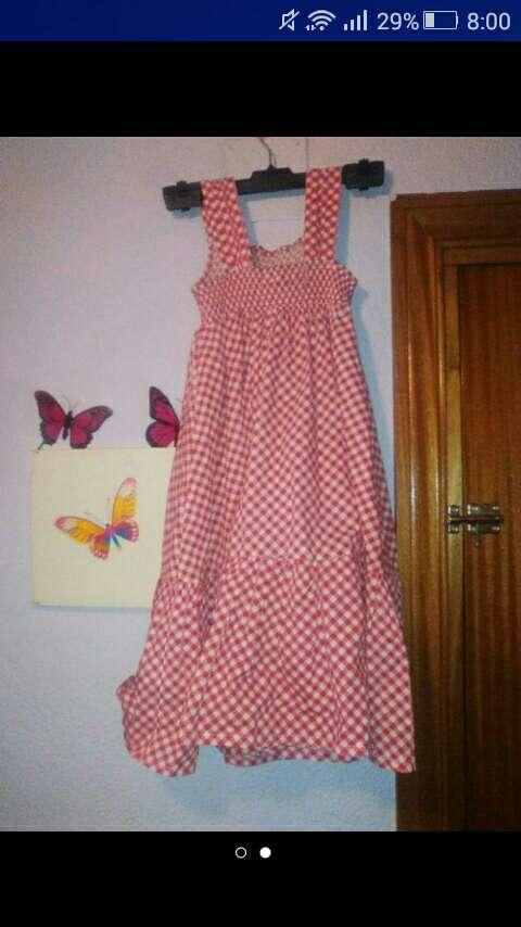 Imagen producto Vestido niña verano 2
