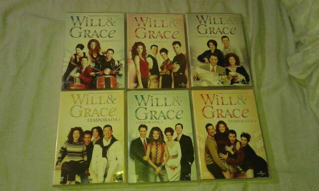Imagen producto Will & grace 1