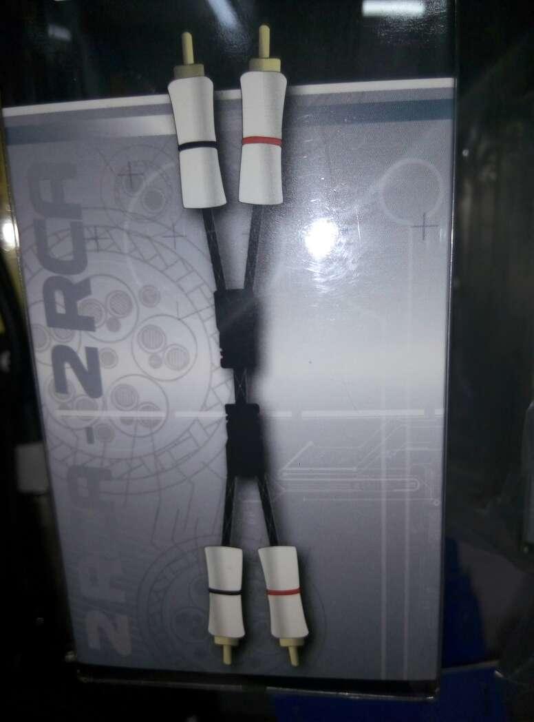 Imagen producto 2 cables rca a rca alta calidad nuevos. 4