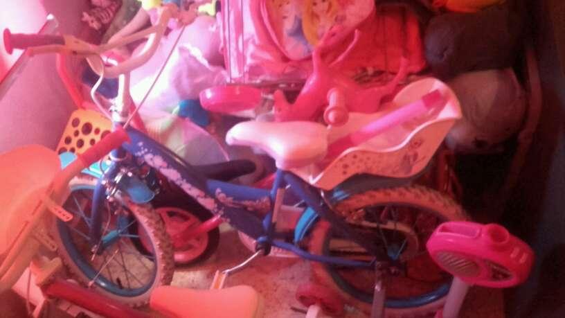 Imagen bici niña fronze