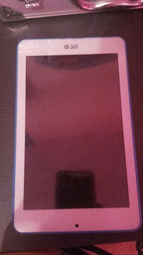 Imagen tablet SPC GLOW7 en azul y tambien la tengo en rosa son de 7 pulgadas especial para niños