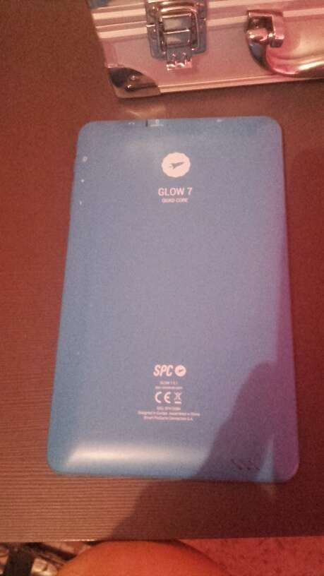 Imagen producto Tablet SPC GLOW7 en azul y tambien la tengo en rosa son de 7 pulgadas especial para niños 2