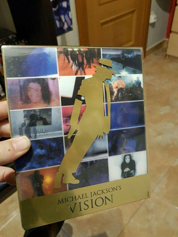 Imagen Michael jackson vision nuevo