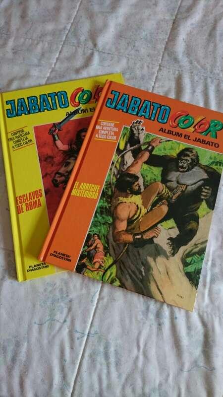 Imagen producto Colección completa comic el jabato 2