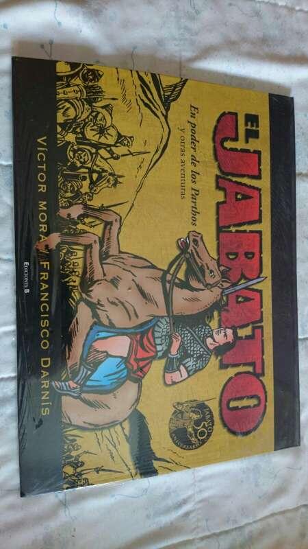 Imagen producto Colección completa comic el jabato 3