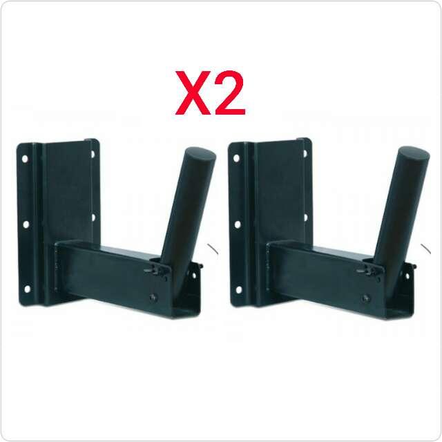Imagen producto Soporte altavoces pared inclinables nuevos. 1
