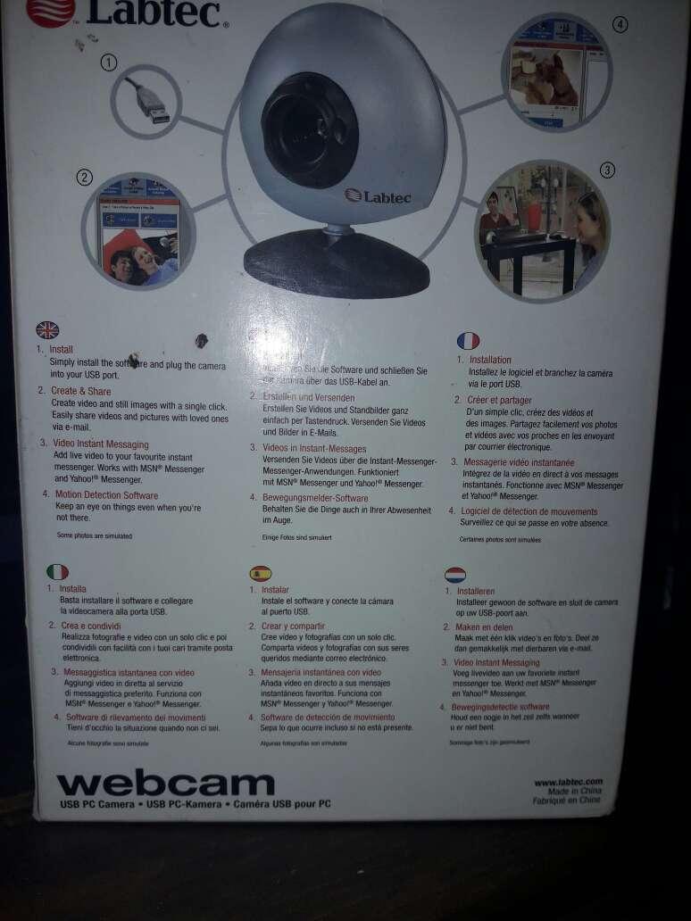 Imagen producto WebCam 2
