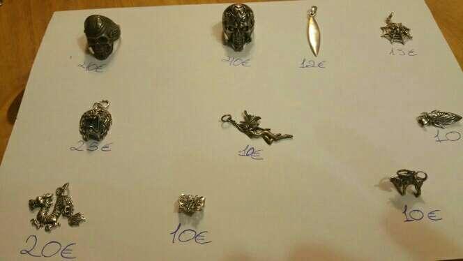 Imagen producto Colgantes, anillos y llaveros 2
