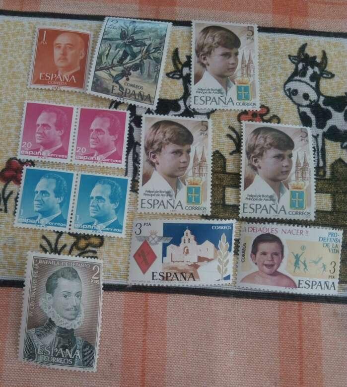 Imagen sellos nuevos