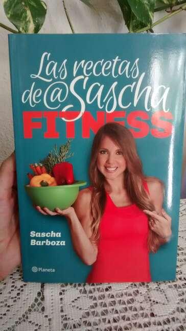 Imagen Libro Las recetas de Sascha Fitness
