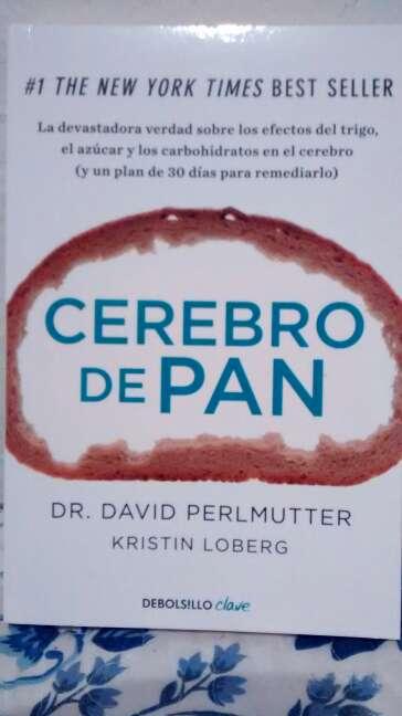 Imagen Libro Cerebro de Pan