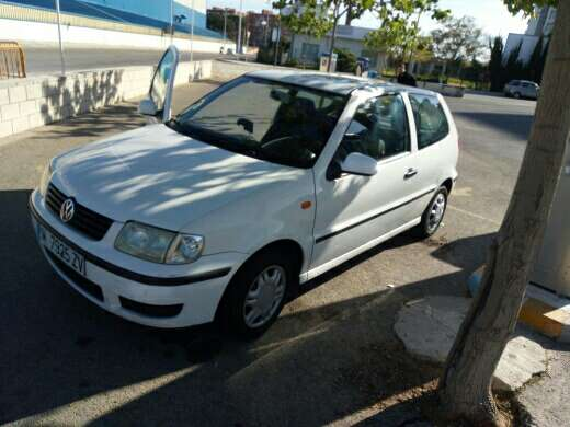 Imagen producto Vw polo 1.4 2