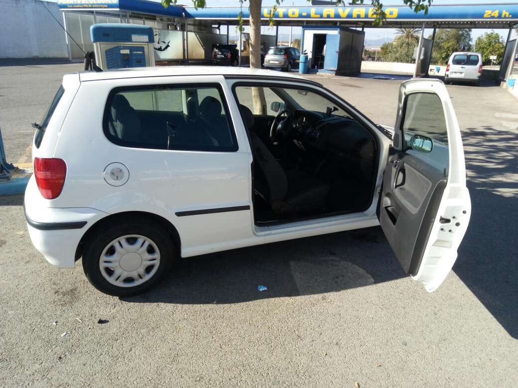 Imagen producto Vw polo 1.4 1