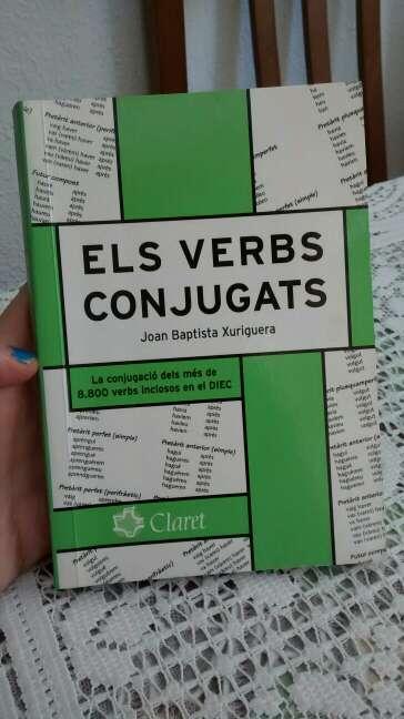Imagen Llibre Els verbs conjugats