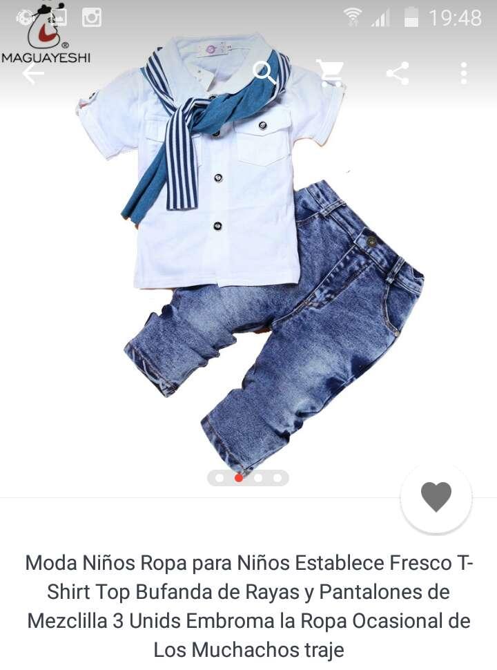 Imagen trajes de niños y bebes