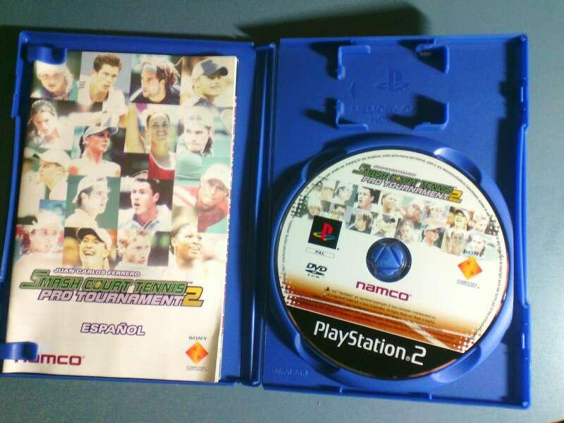 Imagen producto Video juego de tennis para playstation 2 2