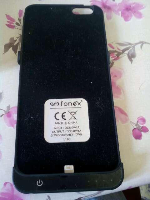 Imagen bateria externa iphone 7