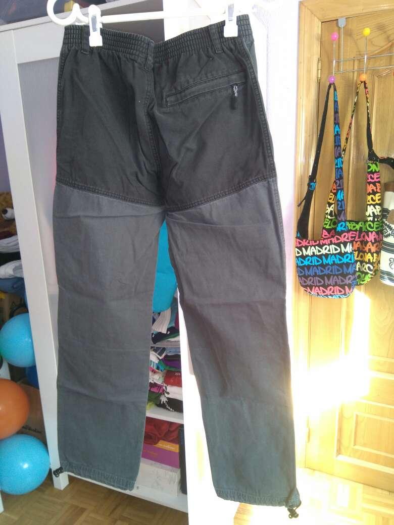 Imagen producto Pantalón de montaña talla S niño 2