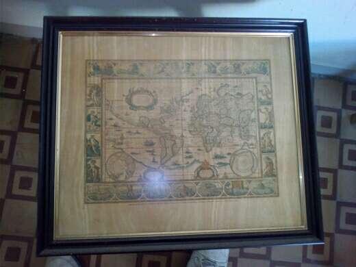 Imagen cuadro de atlas de Amsterdam 1645