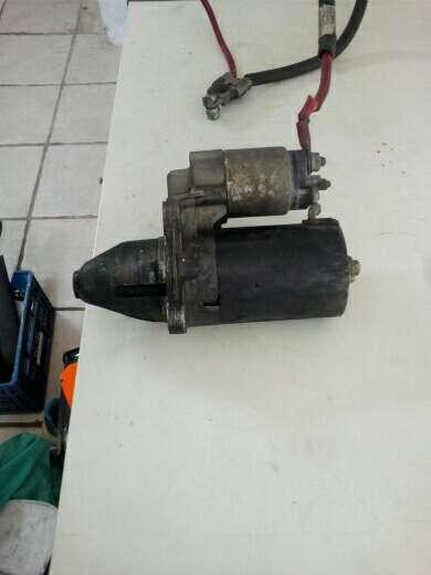 Imagen motor de arranque de Rover 25