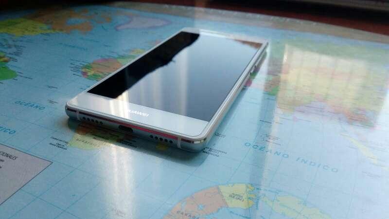 Imagen producto Huawei p9 lite nuevo y con garantía. 3