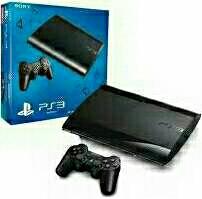 Imagen PS3 Super Slim 500Gb Gb + DualShock