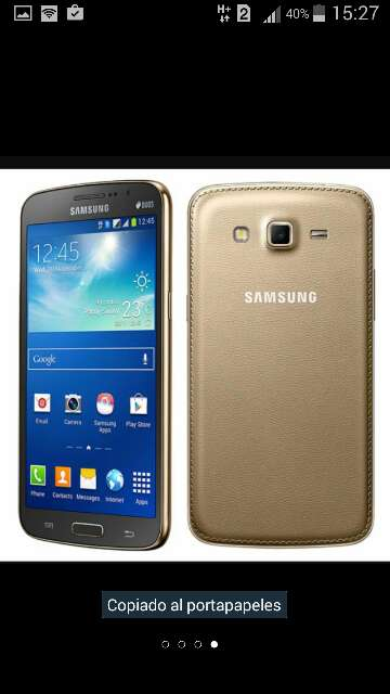 Imagen Samsung galaxy grand 2