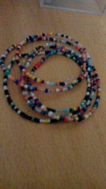 Imagen pulseras de colores