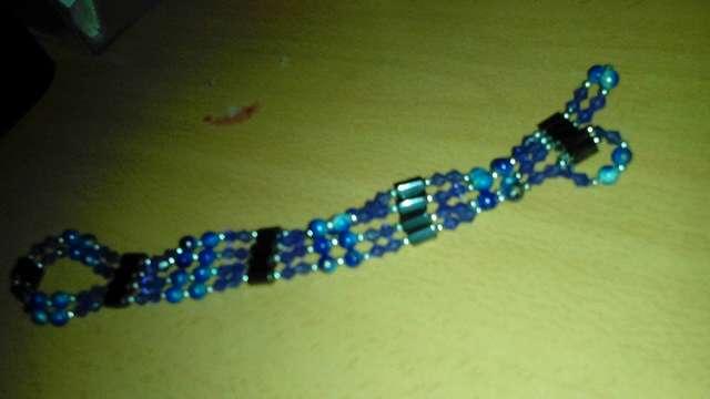 Imagen collar de colores