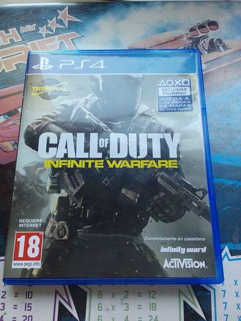 Imagen call of duty Infinite warfare
