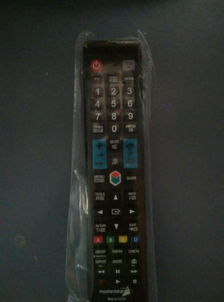 Imagen mando para TV de Samsung smart tv