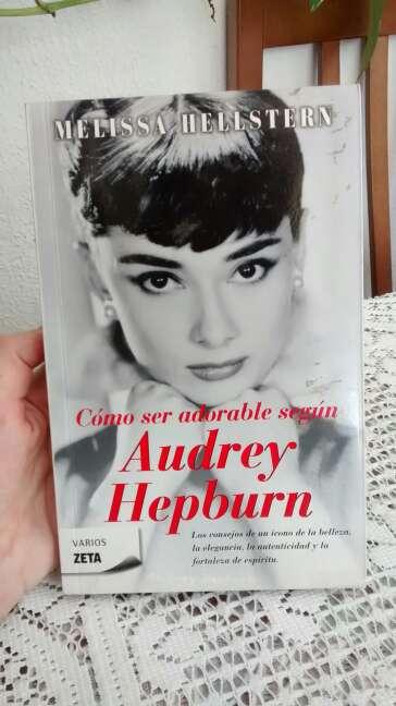 Imagen Libro Audrey Hepburn