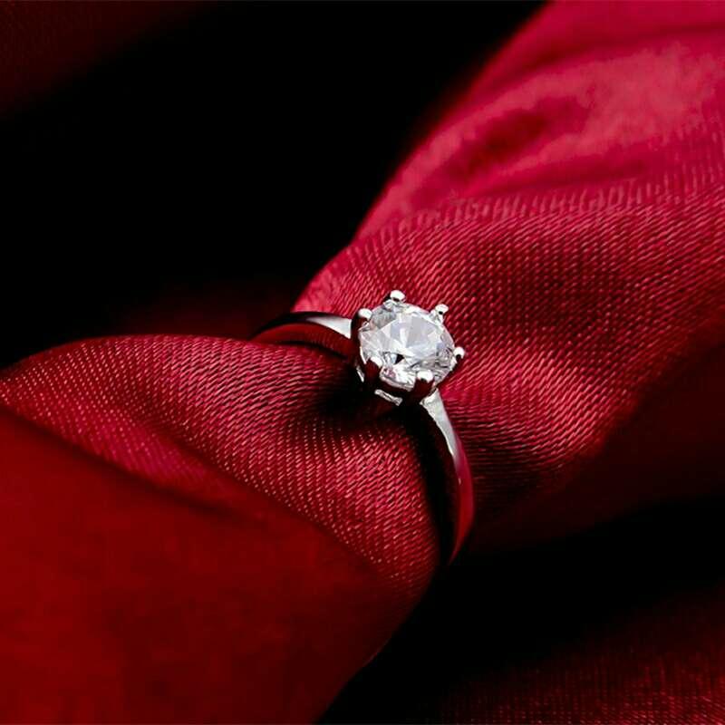 Imagen anillo plata ley 925