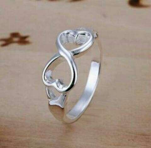 Imagen anillo plata de ley 925