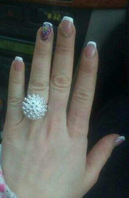 Imagen anillo plata ley de 925