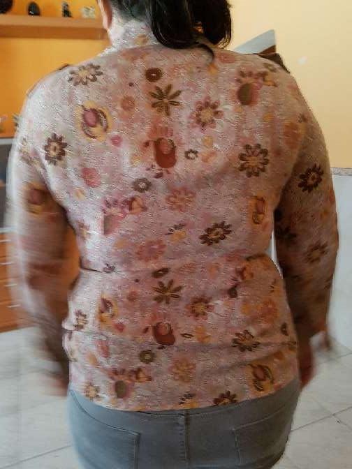 Imagen producto Camisa blusa seda 2