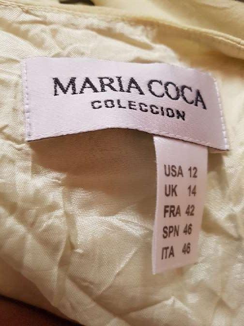 Imagen producto Blusa camisa María coca 46 3
