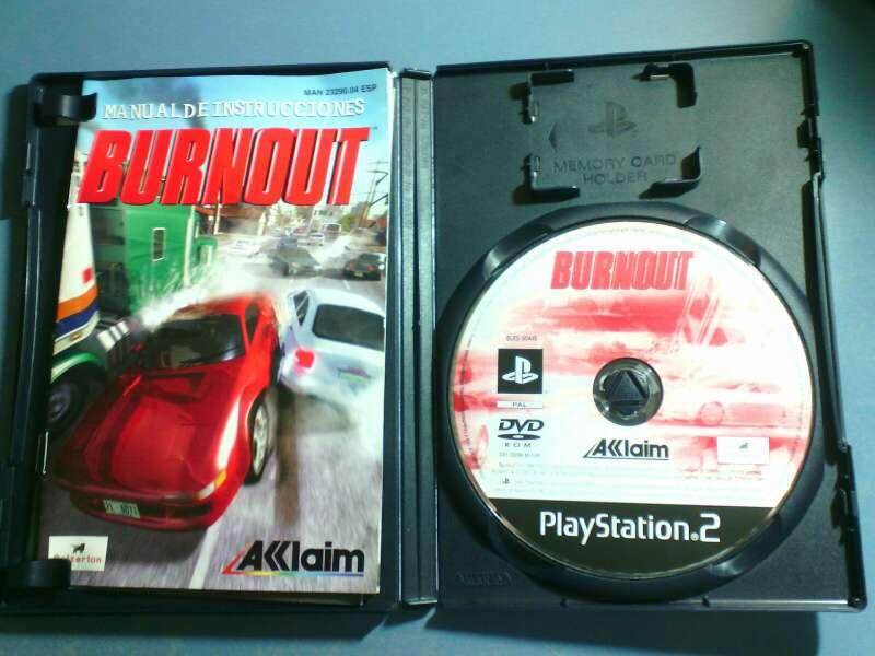 Imagen producto Burnout videojuego  2