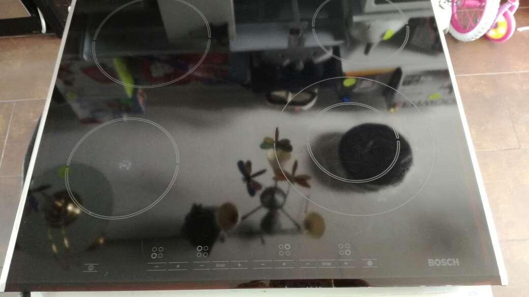 Imagen vitroceramica bosch táctil
