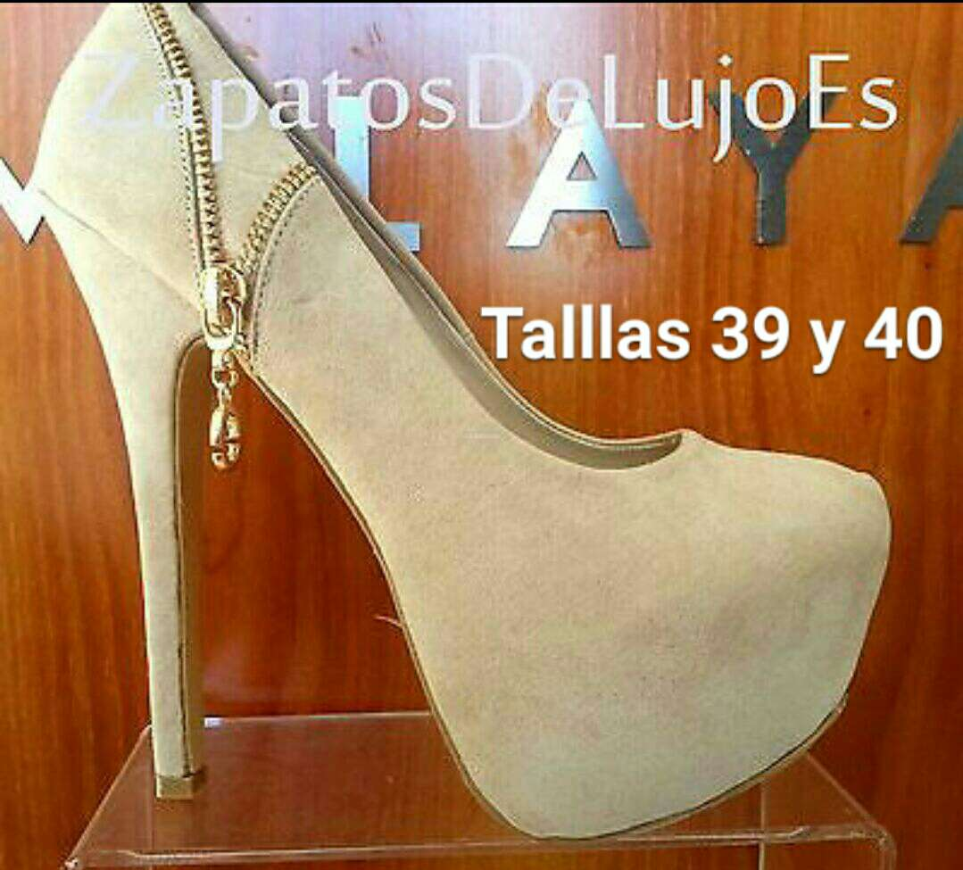 Imagen producto Zapatos de tacon nuevos 2