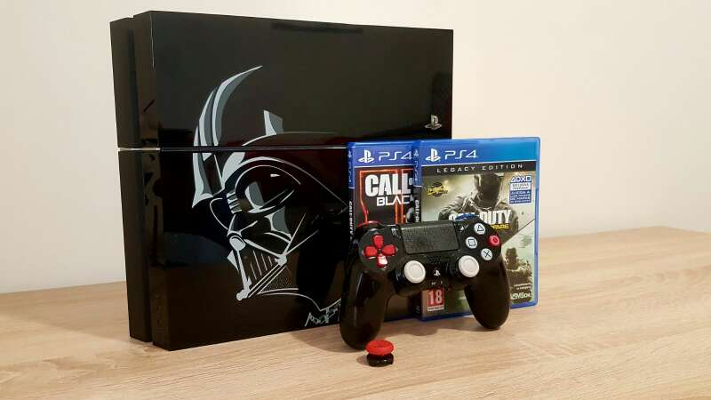 Imagen Ps4 Star Wars Limited Edition