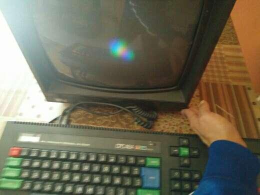 Imagen monitor Amstrad